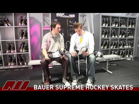 Interview with Bauer on their Ice Hockey Skates Pt. 2