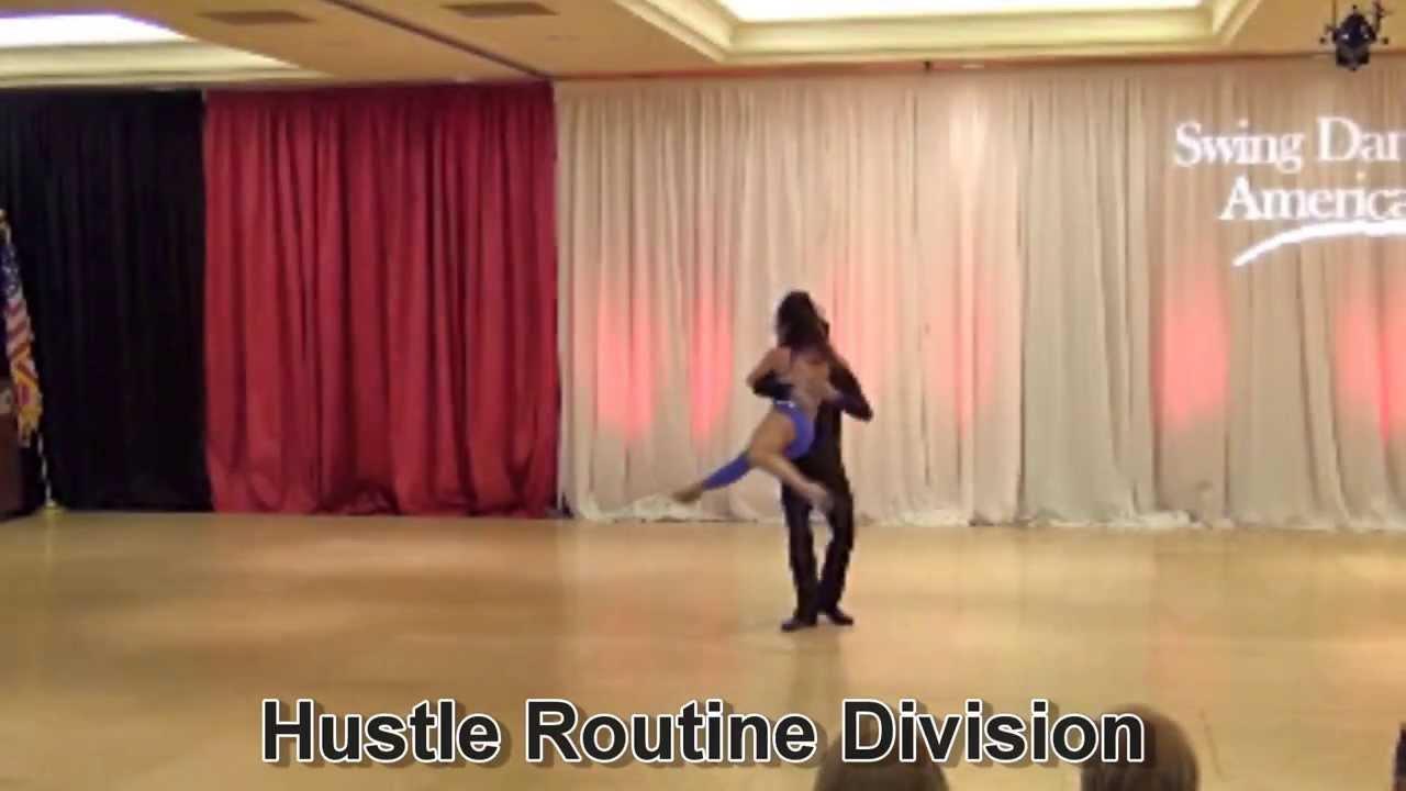 Swing Dance America 2013 Hustle Highlight Trailer