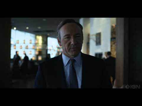 House of Cards Supercut: The Best of Kevin Spacey's Frank Underwood - ignentertainment