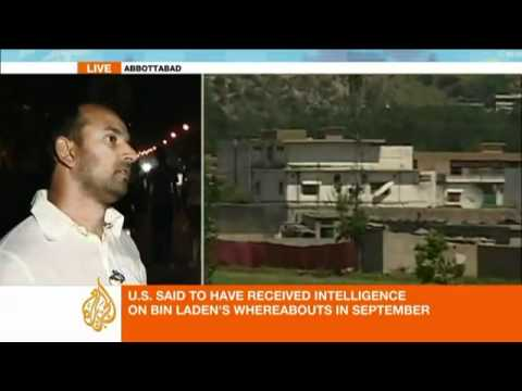 Osama Bin Laden Raid? Resident, Witness Says Not True