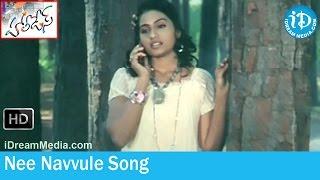 Nee Navvule Song - Holidays