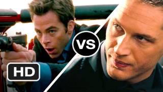 This Means War Showdown - Tom Hardy vs Chris Pine
