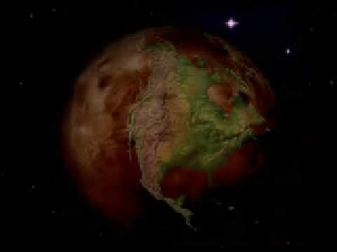 CONOCIENDO EL PLANETA MARTE  (ASTRONOMIA)
