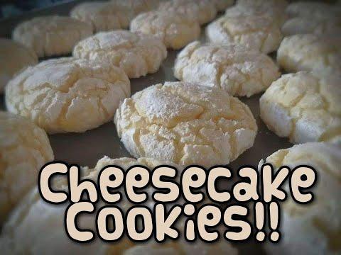 Cheesecake Cookies!!