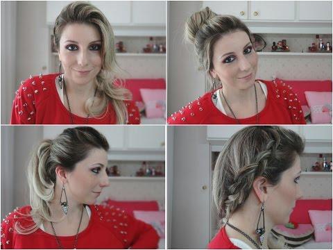 3 penteados práticos pra usar no dia a dia