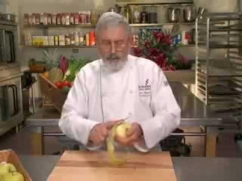 Utility Knife - Knife Skills with Norman Weinstein (6 of 9)