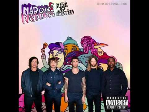 [RINGTONE] Maroon 5 - Payphone HQ