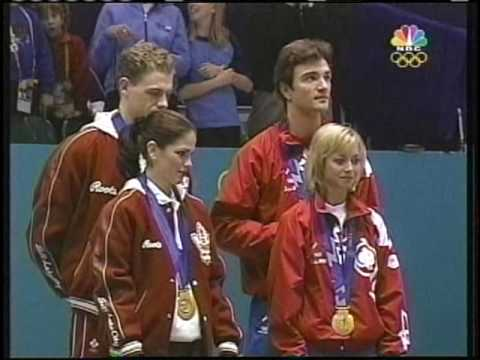 Awarding of 2nd Set of Gold Medals - 2002 Salt Lake City, Figure Skating, Pairs' Free Skate