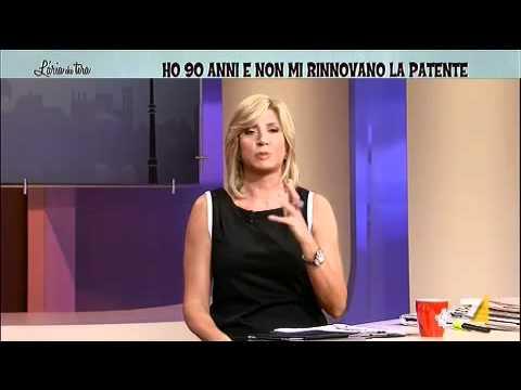 MARGHERITA HACK: IL RINNOVO DELLA PATENTE A 90 ANNI