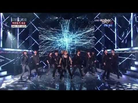 (HD)[101217] 4Minute & BEAST - HUH + SOOM / Breath