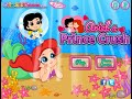 Фрагмент с средины видео - Ariel Game - Ariel's Prince Crush - Girls Games For Kids