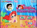 Фрагмент с конца видео - Ariel Game - Ariel's Prince Crush - Girls Games For Kids