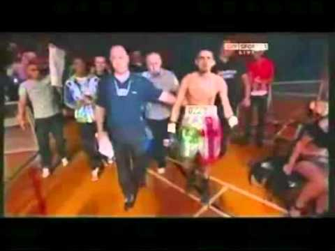 Best Boxing Entrance, Worst Boxer
