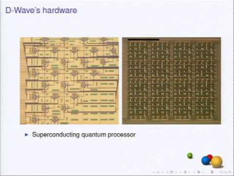 Learning From Examples Using Quantum Annealing (Google Workshop on Quantum Biology)