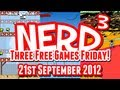 Nerd³'s Three Free Games Friday - 1