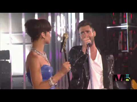 Rihanna feat. Maroon 5 - If I Never See Your Face Again HQ/HD