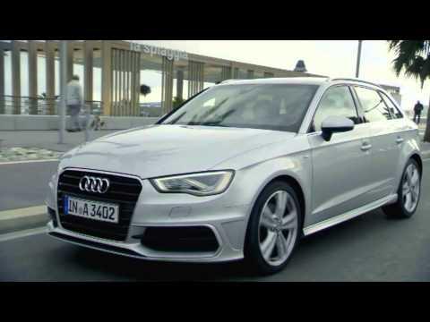 neueste Videos und technische Zeichnungen vom Audi A3 8V Sportback