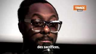 WIL.I.AM DONNE LA DéFINITION DU #WILLPOWER