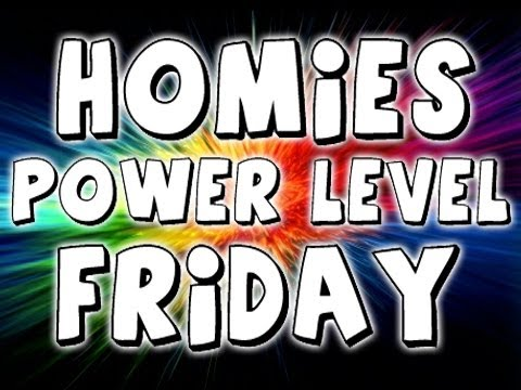 "Homies Power Level Friday: HomieCraft Ep.19 ""Big News With A Side of Cats"""