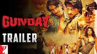 Gunday  Official Trailer   Ranveer Singh  Arjun Kapoor  Priyanka Chopra  Irrfan Khan
