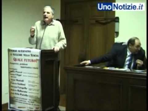 Nucleare : Ecco perchè dire no al nucleare (Ascolta bene cosa dice il fisico Gianni Mattioli)