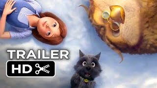 Legend Of Oz: Dorothy's Return Official Trailer (2014) - Lea Michelle, Hugh Dancy Movie HD