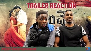 Kanche Trailer Reaction | PESH Entertainment