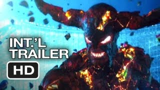 Percy Jackson: Sea of Monsters Official International Trailer (2013) - Logan Lerman Movie HD