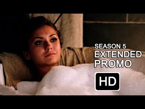 "The Vampire Diaries Season 5 Extended Promo - ""Game Changer"" [HD]"