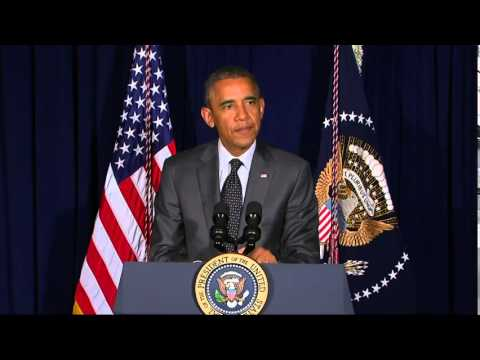 Obama: 'Photo Ops' Won't Solve Border Crisis   (Immigration)  7/9/14