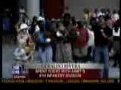 Geraldo Rivera Superdome meltdown I of II