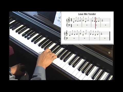 Tự Học Đàn Piano - Bài 2