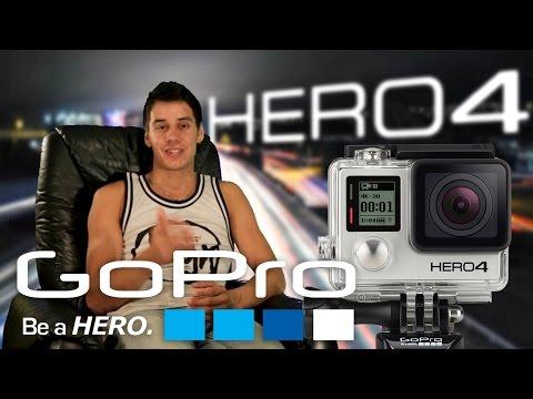 GoPro Hero 4 BLACK - Покупка, unpacking | На что я снимаю #1