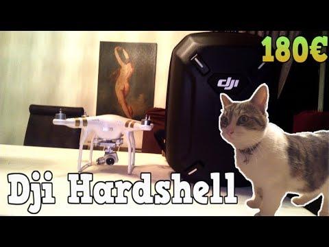 Dji Hardshell backpack for Phantom 3 Standard 4k Advanced Proffesional