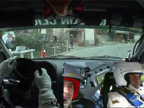 Racing Race Rally Video Camera Car Rally Funny Comico Coppa Oro 2010 (Reale - Pozzi)