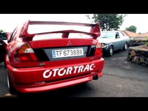 Mitsubishi Carisma GT Evo VI Rallye [HD]