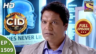 CID - Ep 1509 - Full Episode - 7th April, 2018