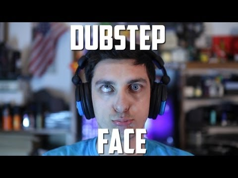 Dubstep Face by Pluton