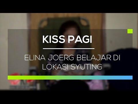 Belajar di Lokasi Syuting at Kiss Pagi