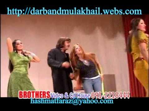 Pashto new year show 2011 in Dubai ! Sehar and Salma sha dance wiht Jehangir