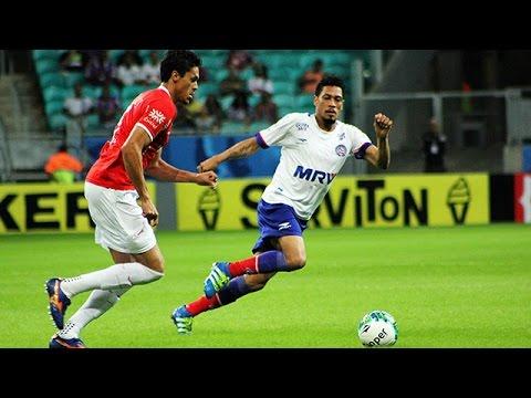 Veja o gol de Bahia 0 x 1 Vila Nova (GO)