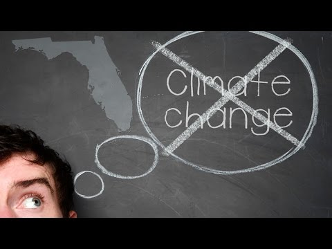 "Seder: Florida Bans Talking About ""Climate Change"""