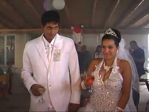 فيديو: شاهد اسوأ حفل زفاف على الاطلاق