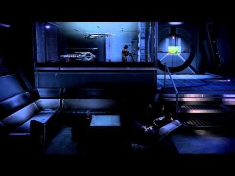 Mass Effect 3 Traynor romance