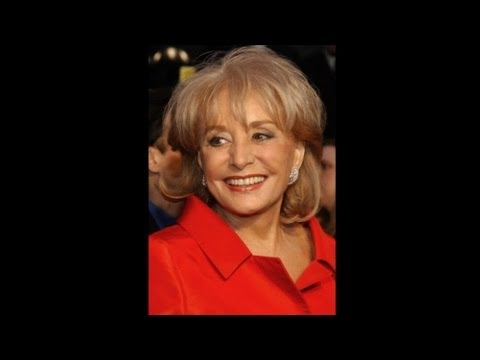 Barbara Walters: This is it