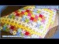 União Mini Motivos de Croche Pastilha - Aprendendo Crochê