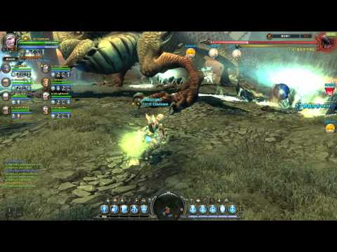 Dragon Nest - Sea Dragon Phase 3 Tutorial by Freedom!