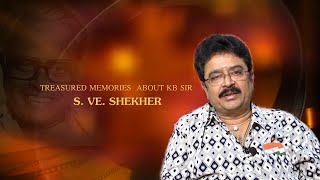 Watch Treasured memories about KB sir - S. V. Shekher Interview Red Pix tv Kollywood News 31/Jan/2015 online