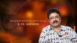 Watch Treasured memories about KB sir - S. V. Shekher Interview Red Pix tv Kollywood News 31/Jan/2015 online