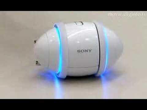Sony Rolly in Motion - Uncut Demonstration 2007 : DigInfo
